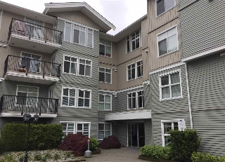 "Main Photo: 405 33255 OLD YALE Road in Abbotsford: Central Abbotsford Condo for sale in ""BRIXTON"" : MLS® # R2167859"