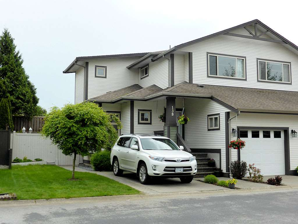 Main Photo: 138 20820 87TH AVENUE in Langley: Walnut Grove Townhouse for sale : MLS® # R2165436