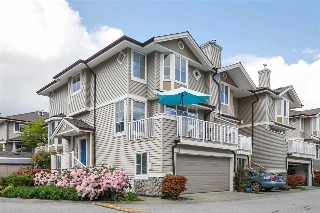 "Main Photo: 38 6950 120 Street in Surrey: West Newton Townhouse for sale in ""COUGAR CREEK"" : MLS®# R2171095"