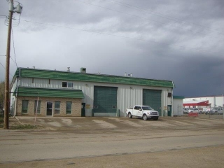Main Photo: 3506 38 Avenue in Whitecourt: Industrial for lease : MLS(r) # 43560