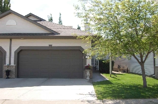 Main Photo: 15 1752 GLASTONBURY Boulevard in Edmonton: Zone 58 House Half Duplex for sale : MLS(r) # E4067306