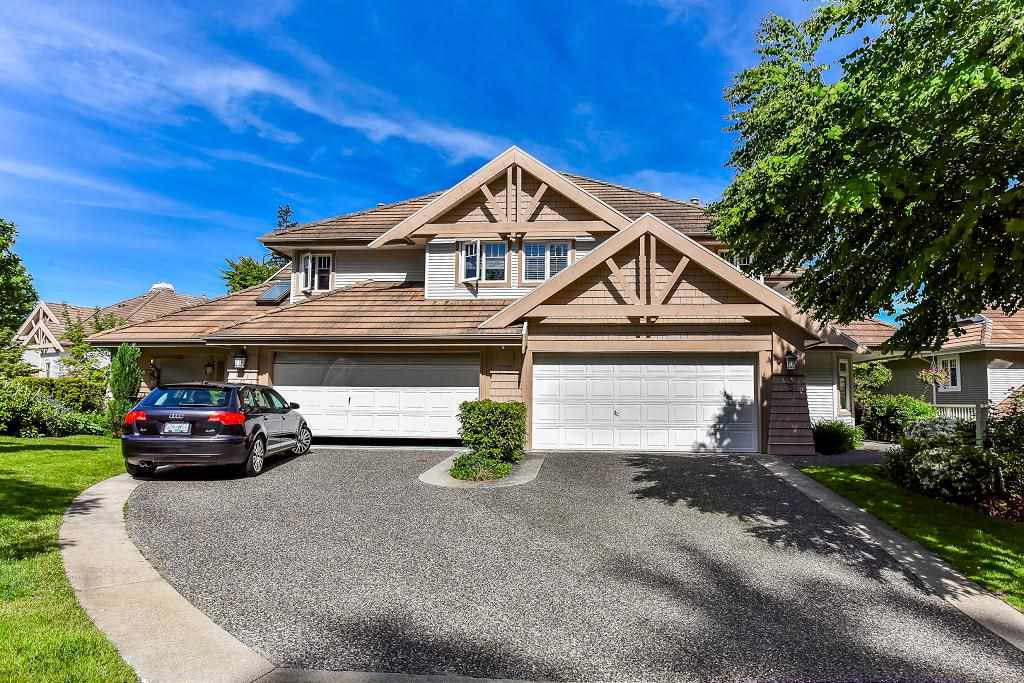 "Main Photo: 5 3405 PLATEAU Boulevard in Coquitlam: Westwood Plateau Townhouse for sale in ""PINNACLE RIDGE"" : MLS(r) # R2174753"