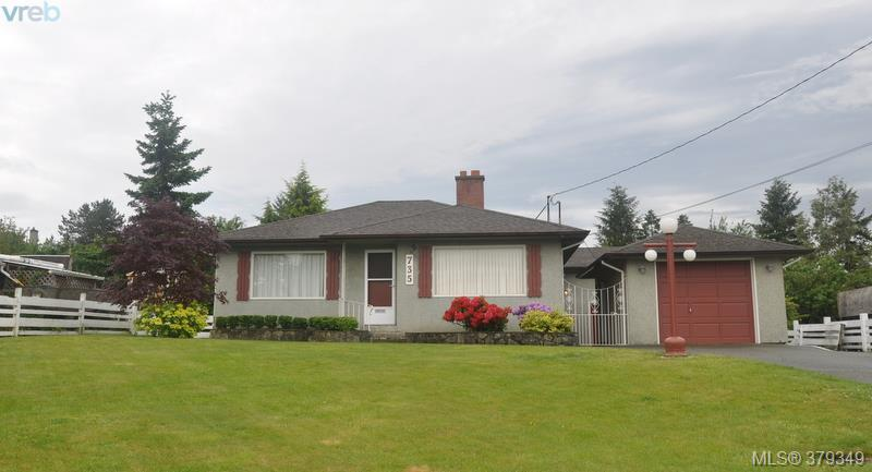 Main Photo: 735 Jasmine Avenue in VICTORIA: SW Marigold Single Family Detached for sale (Saanich West)  : MLS(r) # 379349