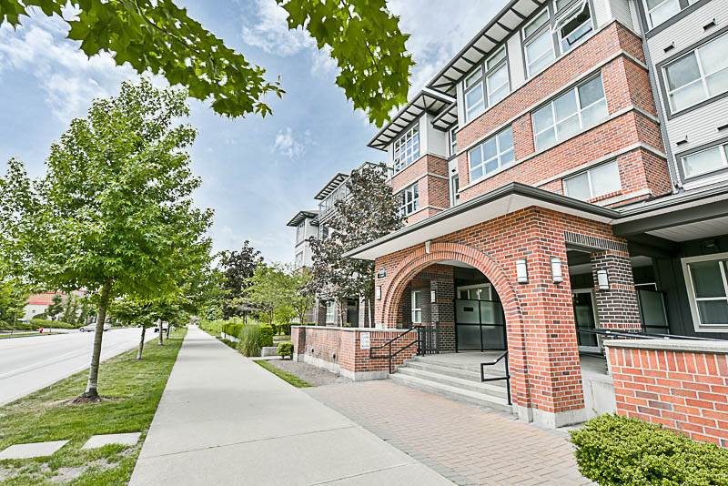 "Main Photo: 209 18755 68 Avenue in Surrey: Clayton Condo for sale in ""Compass"" (Cloverdale)  : MLS®# R2177332"