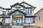 Main Photo: 265 DESROCHERS Boulevard in Edmonton: Zone 55 Attached Home for sale : MLS(r) # E4070698