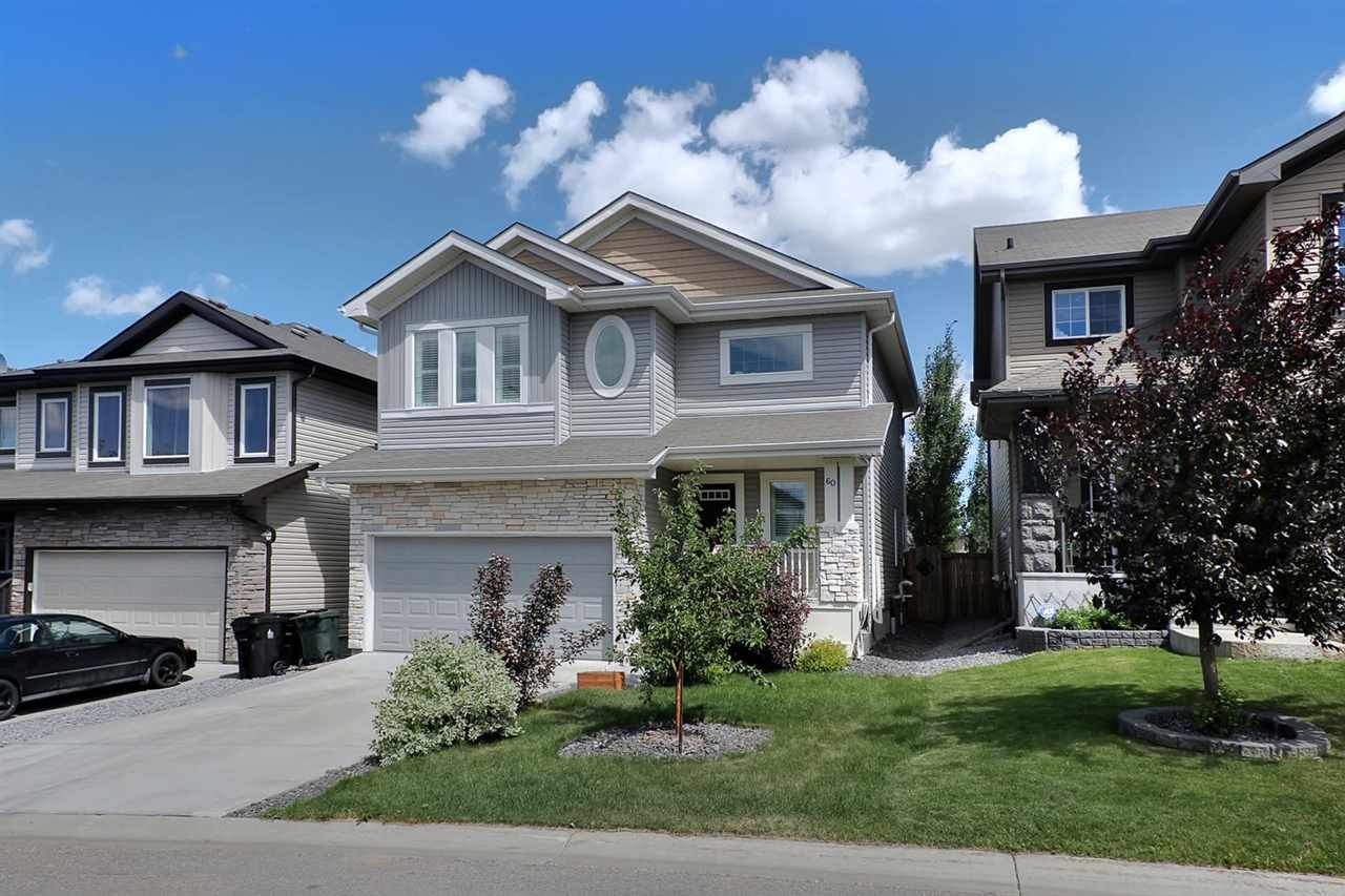 Main Photo: 60 VERNON Street: Spruce Grove House for sale : MLS(r) # E4070783