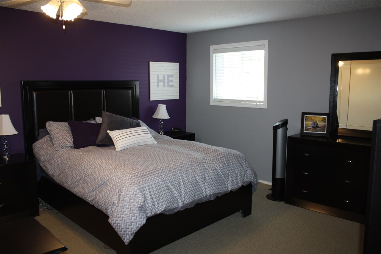 You'll love this huge master bedroom with room for all your furniture and a very large, deep closet as well.