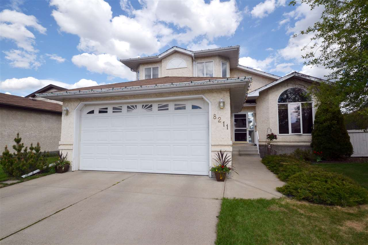 Main Photo: 8211 184 Street in Edmonton: Zone 20 House for sale : MLS® # E4074712