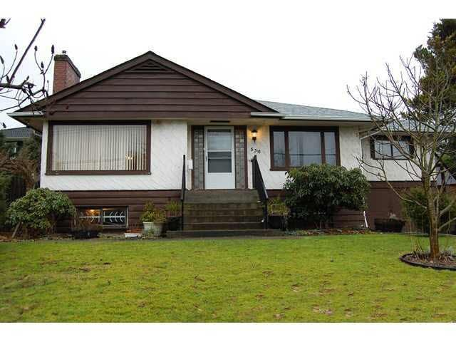 Main Photo: 538 DUTHIE Avenue in Burnaby: Simon Fraser Univer. House for sale (Burnaby North)  : MLS®# R2214802