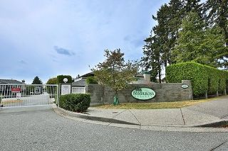 "Main Photo: 158 16080 82 Avenue in Surrey: Fleetwood Tynehead Townhouse for sale in ""Ponderosa"" : MLS® # R2220080"