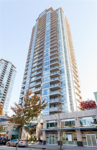 "Main Photo: 1006 2968 GLEN Drive in Coquitlam: North Coquitlam Condo for sale in ""GRAND CENTRAL 2"" : MLS® # R2221731"