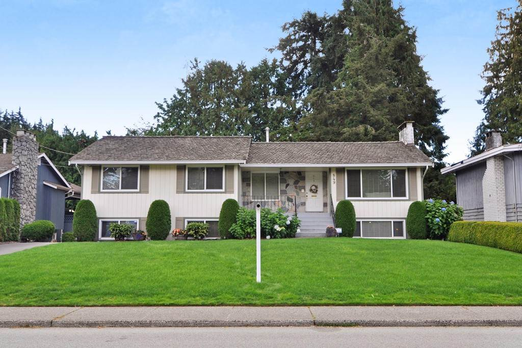 Main Photo: 849 THERMAL DRIVE in Coquitlam: Chineside House for sale : MLS®# R2209389