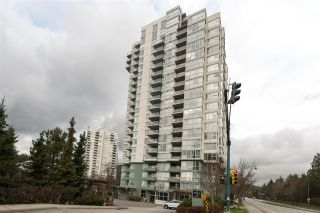 "Main Photo: 204 295 GUILDFORD Way in Port Moody: North Shore Pt Moody Condo for sale in ""The Bentley"" : MLS® # R2231171"