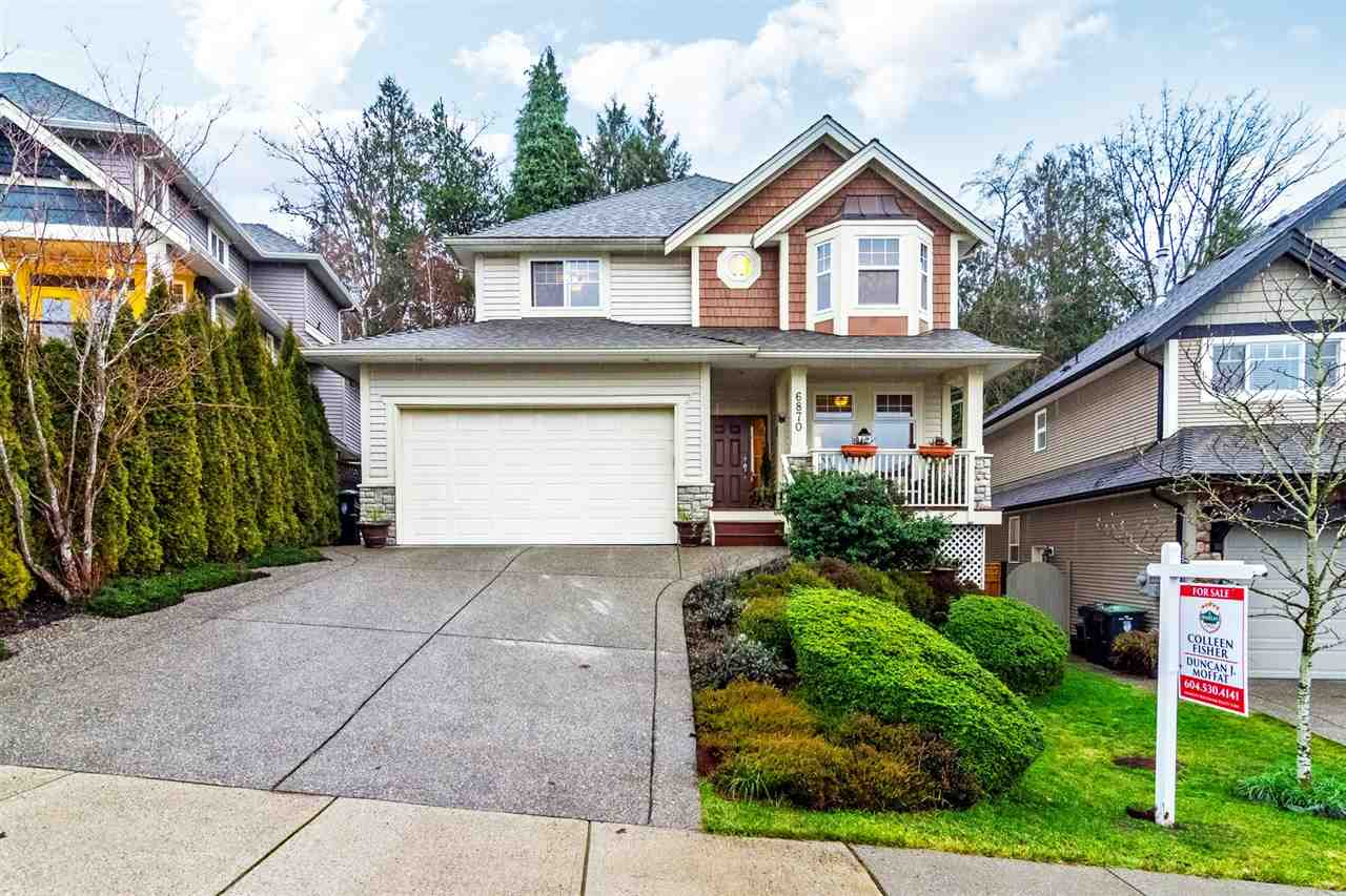Main Photo: 6870 199A Street in Langley: Willoughby Heights House for sale : MLS® # R2231673