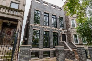 Main Photo: 863 Mozart Street in CHICAGO: CHI - West Town Single Family Home for sale ()  : MLS®# 09885025