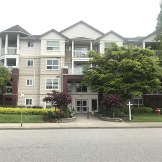 Main Photo: 308 8068 120A Street in Surrey: Queen Mary Park Surrey Condo for sale : MLS®# R2260652