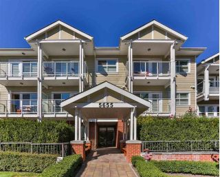 "Main Photo: 201 5655 INMAN Avenue in Burnaby: Central Park BS Condo for sale in ""NORTH PARC"" (Burnaby South)  : MLS®# R2261156"