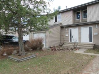 Main Photo: 52 AKINSDALE Gardens: St. Albert Townhouse for sale : MLS®# E4109960