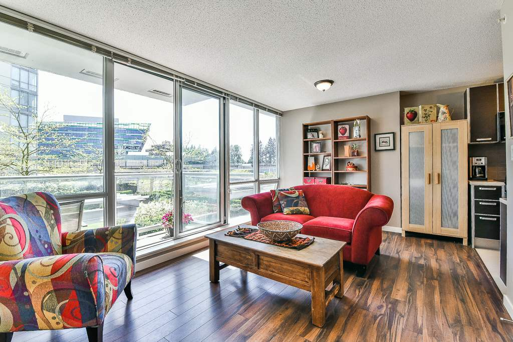 "Main Photo: 301 13688 100 Avenue in Surrey: Whalley Condo for sale in ""One Park Place"" (North Surrey)  : MLS®# R2268778"