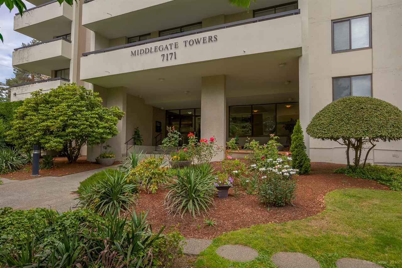 "Main Photo: 1105 7171 BERESFORD Street in Burnaby: Highgate Condo for sale in ""MIDDLEGATE TOWERS"" (Burnaby South)  : MLS®# R2284648"