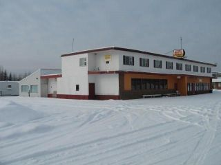 Main Photo: 5042 - 50 St Cynthia, AB: Cynthia Business with Property for sale : MLS®# E4028862