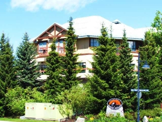 "Main Photo: 308 4368 MAIN Street: Whistler Condo for sale in ""Market Pavilion - Whistler Village"" : MLS(r) # V968798"