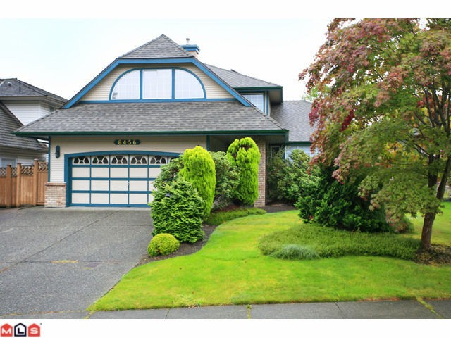 Main Photo: 8456 214 Street in Langley: House for sale : MLS® # F1123848
