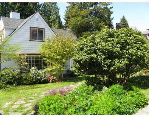 Main Photo: 5761 OLYMPIC Street in Vancouver West: Southlands Home for sale ()  : MLS®# V796692