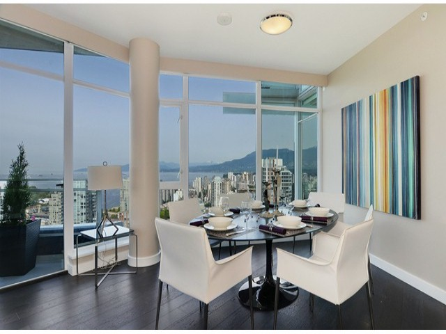 "Photo 8: 4001 1372 SEYMOUR Street in Vancouver: Downtown VW Condo for sale in ""THE MARK"" (Vancouver West)  : MLS(r) # V1063331"