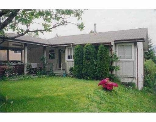 Main Photo: 3194 MARINER Way in Coquitlam: Ranch Park House for sale : MLS(r) # V602057
