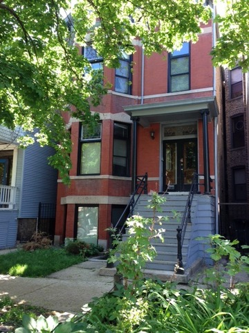 Main Photo: 2638 Magnolia Avenue Unit 1 in CHICAGO: Lincoln Park Rentals for rent ()  : MLS® # 08633661