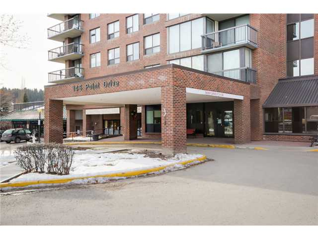 Main Photo: 802 145 POINT Drive NW in Calgary: Point McKay Condo for sale : MLS® # C3649992