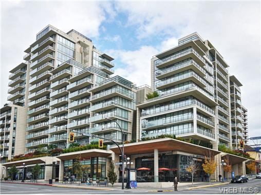 Main Photo: 501 708 Burdett Avenue in VICTORIA: Vi Downtown Condo Apartment for sale (Victoria)  : MLS® # 358195