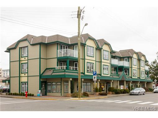Main Photo: 204 2510 Bevan Avenue in SIDNEY: Si Sidney South-East Condo Apartment for sale (Sidney)  : MLS(r) # 358213