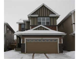 Main Photo: 439 AUBURN BAY Avenue SE in Calgary: Auburn Bay House for sale : MLS®# C4044664