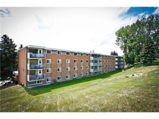 Main Photo: 451 1620 8 Avenue NW in Calgary: Hounsfield Heights/Briar Hill Condo for sale : MLS® # C4070096