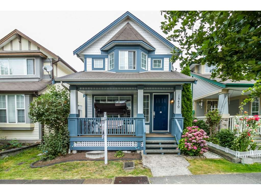 "Main Photo: 18479 66A Avenue in Surrey: Cloverdale BC House for sale in ""Heartland"" (Cloverdale)  : MLS®# R2095726"