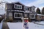 Main Photo: 11924 87 Street NW in Edmonton: Zone 05 House Half Duplex for sale : MLS(r) # E4050005