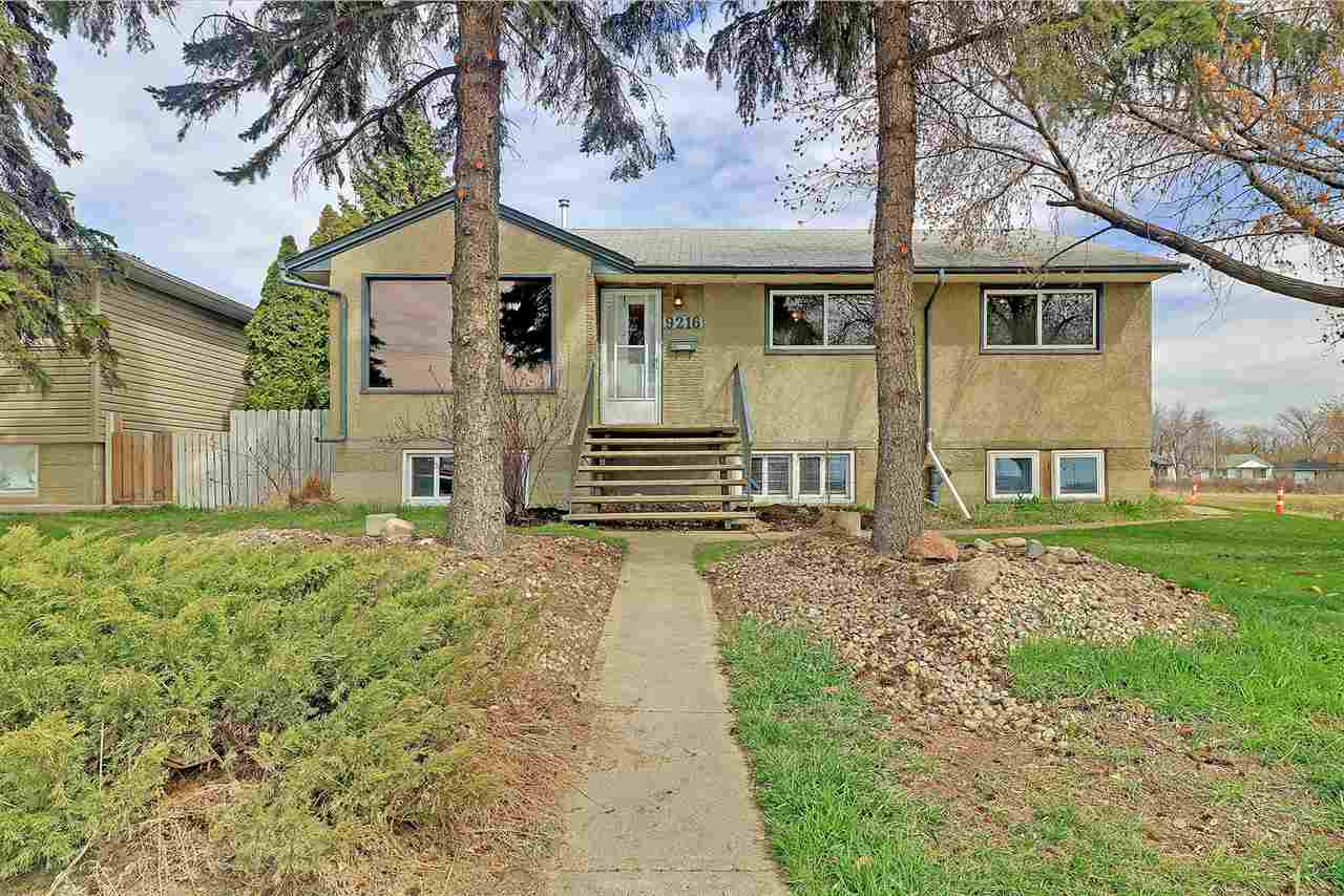 Main Photo: 9216 63 Avenue NW in Edmonton: Zone 17 House for sale : MLS(r) # E4058369