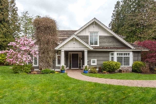 Main Photo: 5632 EAGLE CREEK Place in West Vancouver: Eagle Harbour House for sale : MLS® # R2161230