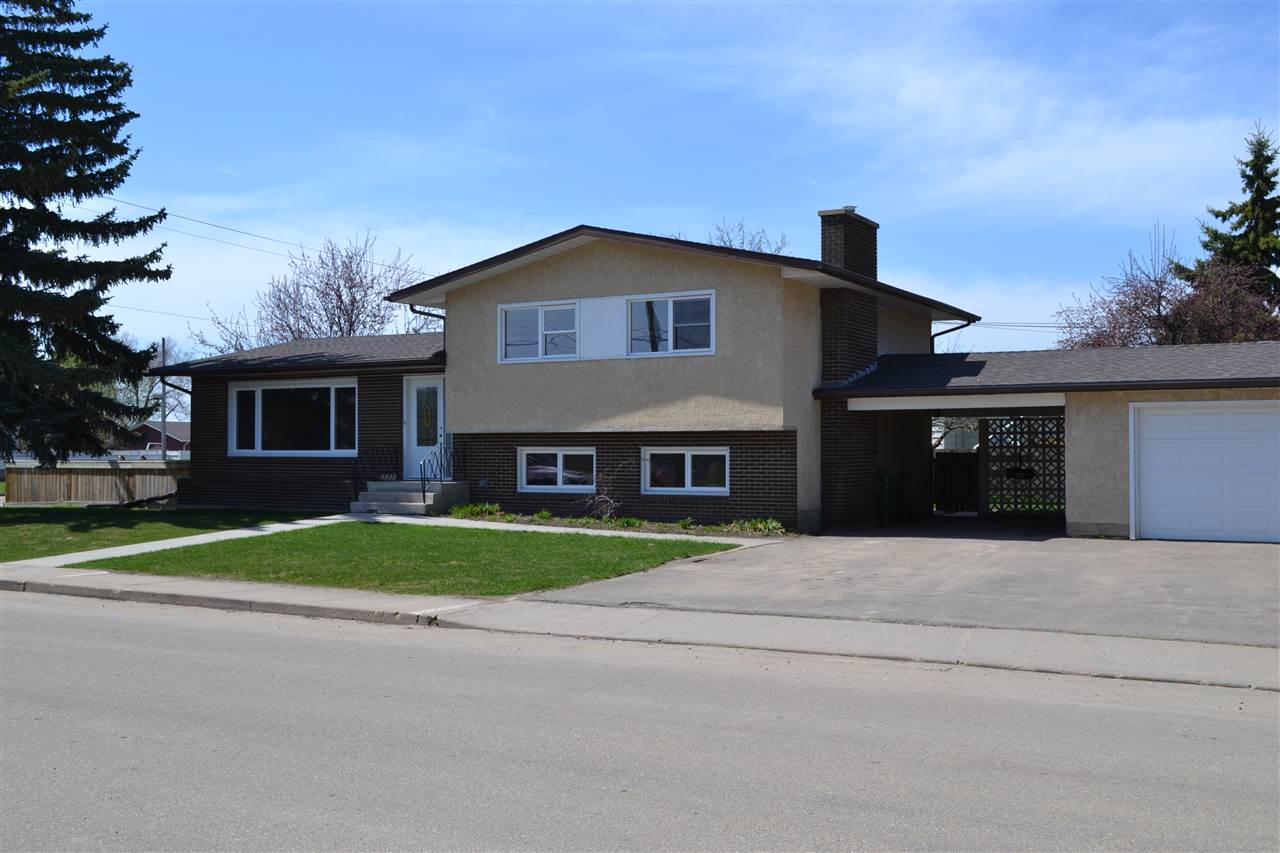 Main Photo: 9848 99 Street: Westlock House for sale : MLS® # E4064255