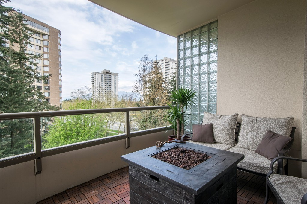 "Photo 16: 506 5885 OLIVE Avenue in Burnaby: Metrotown Condo for sale in ""METROPOLITAN"" (Burnaby South)  : MLS(r) # R2167296"