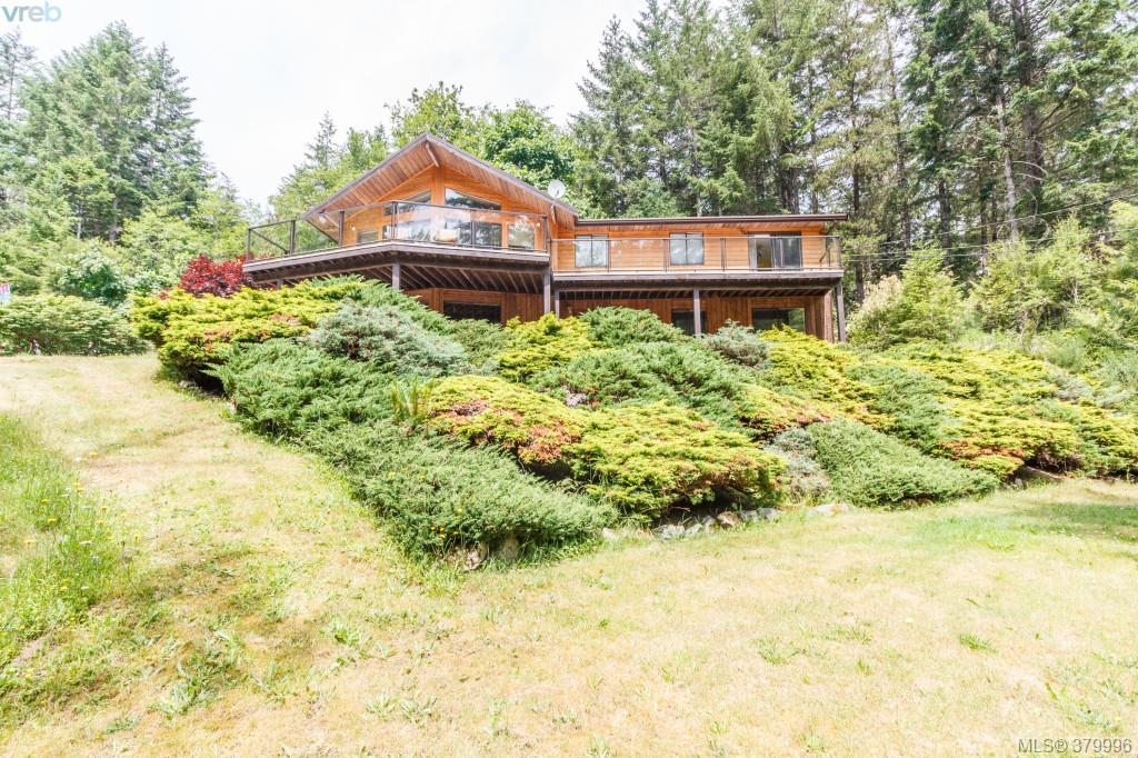 Main Photo: 4715 Badger Place in VICTORIA: Me Kangaroo Single Family Detached for sale (Metchosin)  : MLS(r) # 379996