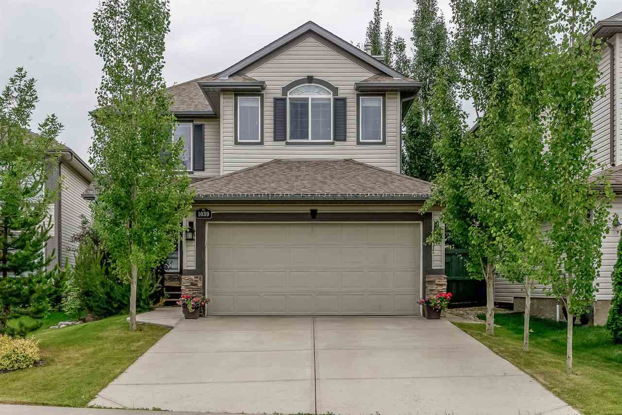 Main Photo: 1039 RUTHERFORD Place in Edmonton: Zone 55 House for sale : MLS(r) # E4073535