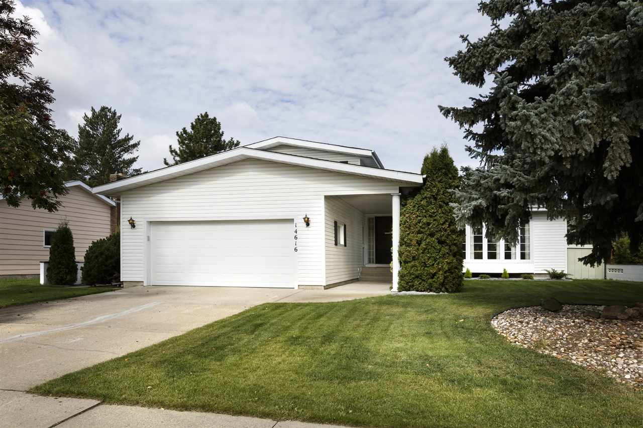 Main Photo: 14616 RIVERBEND Road in Edmonton: Zone 14 House for sale : MLS® # E4073985