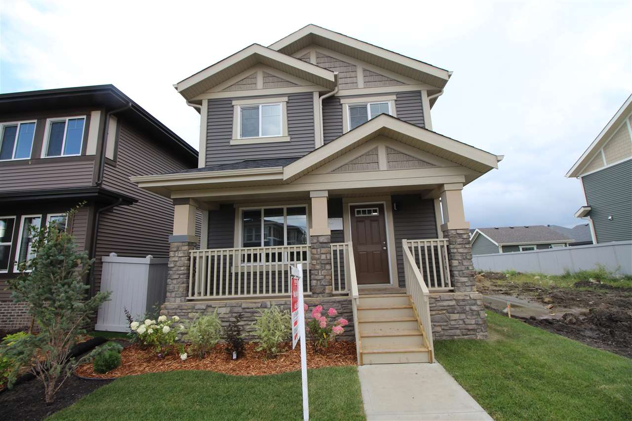 Main Photo: 7285 MORGAN Road in Edmonton: Zone 27 House for sale : MLS® # E4075225
