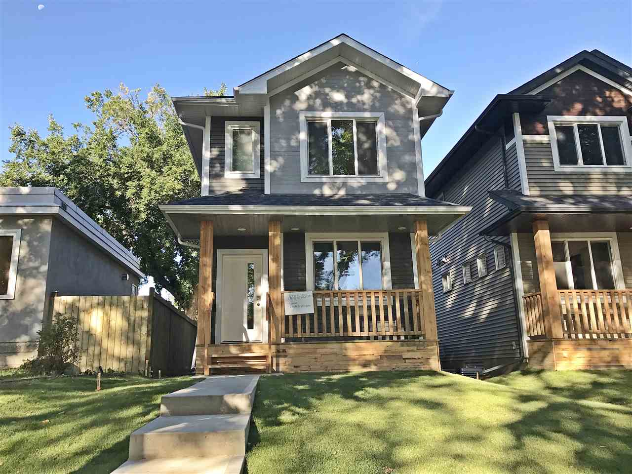 Main Photo: 11606 122 Street in Edmonton: Zone 07 House for sale : MLS® # E4080071