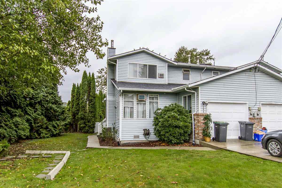 Main Photo: 284 TENBY Street in Coquitlam: Coquitlam West House 1/2 Duplex for sale : MLS® # R2214023