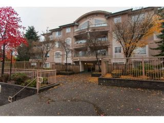 "Main Photo: 306 7475 138TH Street in Surrey: East Newton Condo for sale in ""CARDINAL COURT"" : MLS® # R2223862"