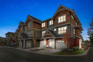 "Main Photo: 18 2150 SALISBURY Avenue in Port Coquitlam: Glenwood PQ Townhouse for sale in ""Salisbury Walk"" : MLS® # R2228302"